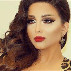 Dazzling eyes @samerkhouzami Makeup by Samer Khouzami