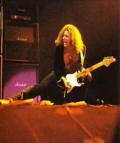 Ritchie Blackmore at his prime...