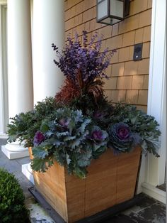 Autumn planter | Deborah Silver