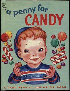 In the Candy Land. por Virginia en Etsy