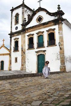 Brazil, Paraty, Igreja de Santa Rita