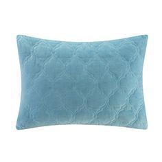 Found it at Wayfair - Ogee Quilted Cotton Lumbar Pillow