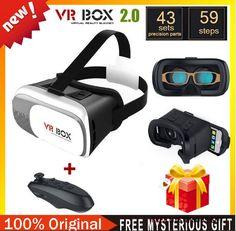 VR BOX 2.0 Pro Version 3D Glasses