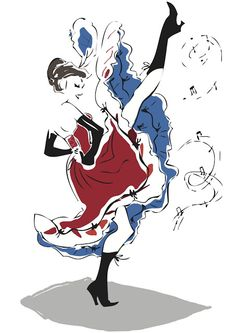 1000 images about cabaret on pinterest moulin rouge - Dessin saloon ...