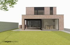 Raf Segers Architect | Woning BU Dilsen-Stokkem