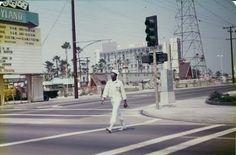 Same part of Anaheim, ca. 1970, after Disneyland's influence