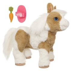 Furreal Friends Baby Butterscotch My Magical Show Pony Pet #toys #furreal #girlsgifts