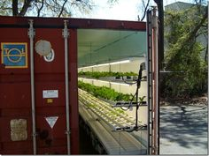 shipping container greenhouse | shipping container, hydroponic shipping container!!!!!!!!!! want and need for the winter months*******
