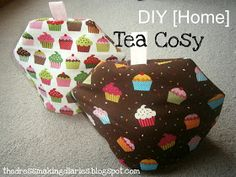 how to make a tea cosy uk