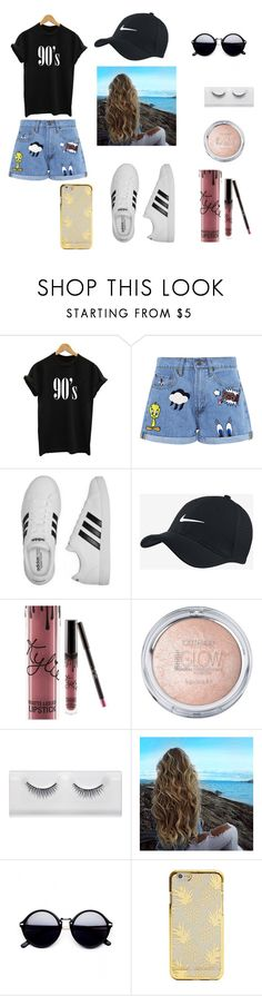 """Untitled #99"" by alicia-goodin on Polyvore featuring Paul & Joe Sister, adidas and NIKE"