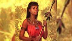 Anacaona, Mujer valiente defensora del pueblo taíno
