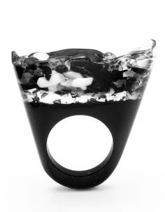 #ring Murano Glass Ring - Lust   Pasionae   Shop   NOT JUST A LABEL