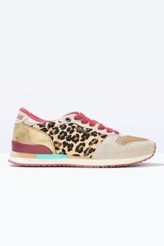 fc160f169d6d Zapatillas GABLE ANIMAL PRINT   Pepe Jeans London Pepe Jeans Sneakers,  Shoes Sneakers, 2016