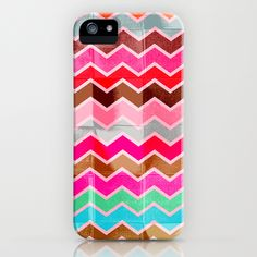 Unfolding_Multicolor - iPhone Case by Garima Dhawan
