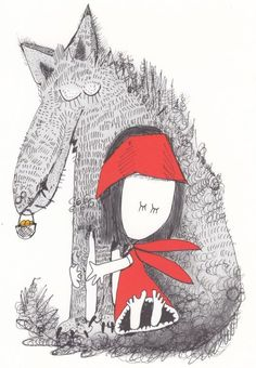Little Red Riding Hood Didn't Lie - They Just Got Her Story Wrong