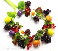 Tutti Frutt by Jopanda Glassworks