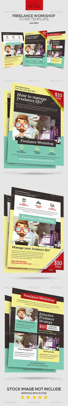 Back To School Flyer | Flyer Template, Event Flyers And Club Flyers