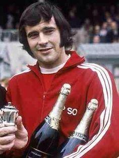 Peter Storey of Arsenal