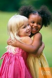 Hugs...one size fits all and they're easy to exchange! The best gift! There are lots of hugs in a perfect world!