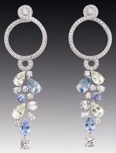 Chanel Vénitienne Earrings fine jewelry