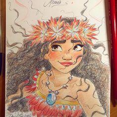 The Art of David Gilson Disney Character Drawings, Disney Drawings Sketches, Cute Disney Drawings, Girl Drawing Sketches, Cartoon Drawings, Cute Drawings, Disney Princess Sketches, Disney Princess Tiana, Princesses Disney