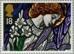 """Angel Gabriel"", St James's, Pangbourne"