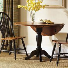 Make A Diy Circular Or Round Drop Leaf Dining Table