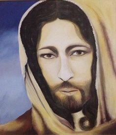 F.G. Saraiva: Jesus de Nazaré: Tela do Pe. Geovane Saraiva