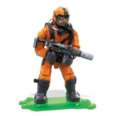 New 2018 Hazmat Tech Mini Figure Mega Contrux Call Of Duty Specialists Series 2