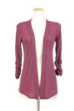 Dressing Your Truth - Type 2 Gentle Reminder Cardigan