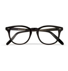 Cutler and GrossSquare-Frame Acetate Optical Glasses €345