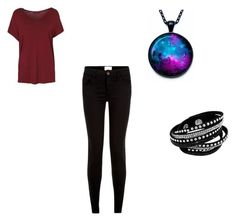 """Untitled #4"" by oaken-shield ❤ liked on Polyvore featuring beauty and New Look"
