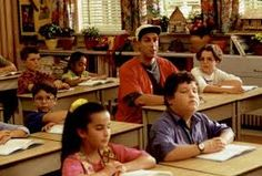 """""""Billy Madison"""" (1995) (Director: Tamra Davis) My Rating: 3.5 out of 5 stars"""