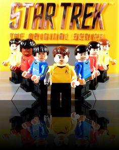 Star Trek original series Lego