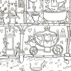 Princess Palace Colouring Poster by Amanda Loverseed giant colouring in at the wedding Kids Poster, All Poster, Posters, Princess Palace, Handsome Prince, Safe Storage, Poster Colour, Creative Kids, Poster