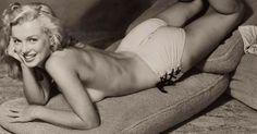 18rare, astounding photographs ofMarilyn Monroe from the start ofher career