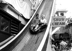 Image detail for -St Kilda's amusement park has had plenty of thrills and spills in its 98-year history. ONE of the earliest attractions at Luna Park was ''Aunt Jemima's Washing Day ...
