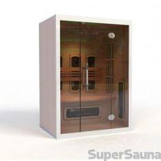 Moderne Design combi infraroodcabine