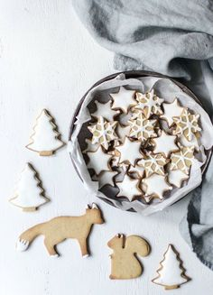 Woodland Gingerbread