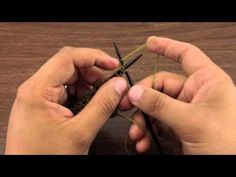 ▶ How to Knit the Veil Stitch - YouTube