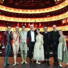 What an incredible night!  Bravo Liam Scarlett & the Royal Ballet for an…