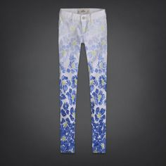 Bettys Hollister Super Skinny Ankle Jeans | Bettys Shorts And Swim | HollisterCo.com