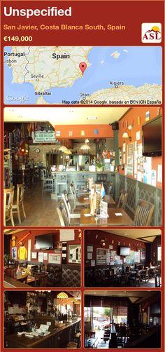 Unspecified in San Javier, Costa Blanca South, Spain ►€149,000 #PropertyForSaleInSpain