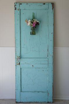 Sweet Young Journey: Old Blue Door