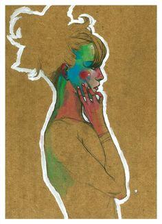 Illustrator: Conrad Roset