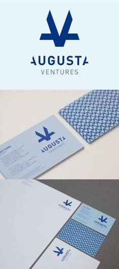 moving brands, 2013 // augusta ventures identity