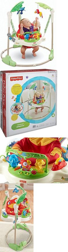 Best of Baby Jumping Exercisers Fisher Price Rainforest Jumperoo Baby Jumping Exercise Entertainment For Babies Photos - Cool baby bouncer walker Top Search