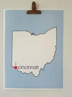 I heart Cincinnati
