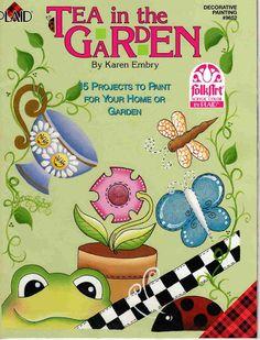 Tea in The Garden - ADRIANA MOURA - Picasa Web Albums...FREE BOOK!