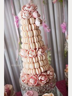 Marvelous Melt in Your Mouth Macaron Wedding Inspiration ~ we ❤ this! moncheribridals.com